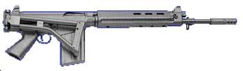 FN-FAL 50.63 7.62 NATO