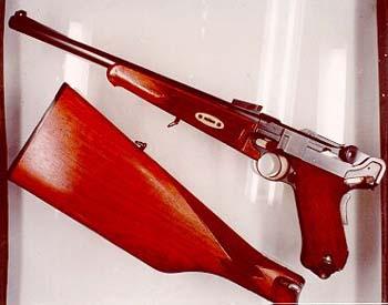 Luger Carbine 7.65