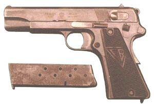 VIS wz 1935 Polish 9mm