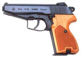 P-93 Polish 9mm Makarov