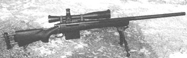 Remington SR-8 .338 Lapua Sniper Rifle