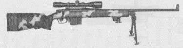 Parker-Hale M-85 7.62x51 NATO