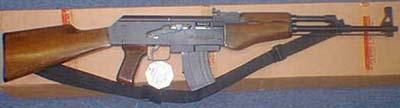 Armscorp AK 47/22