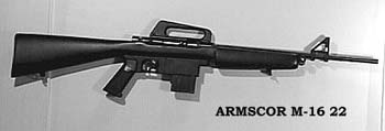 Armscorp M16 22