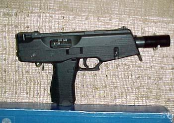 Steyr SPP-9 Pistol