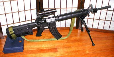 DPMS Panther Bull A-15