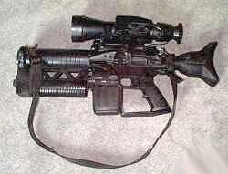 Armitage M16Z FAKE! Internet Hoax