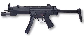 HK MP5 A3