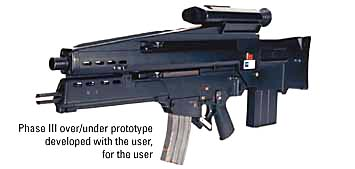 Objective Individual Combat Weapon Phase III