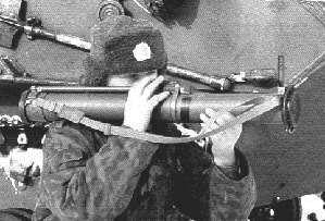 RPG-26 72mm Rocket Launcher