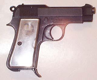 40mm MK-19 Grenade Launcher