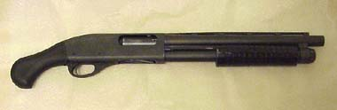 Remington 870 Sawed Off