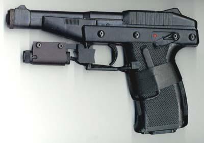 Grendel P30 .22mag & Hotshot Beam Laser