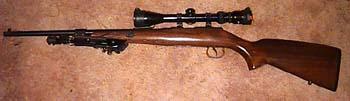 CZ-Brno Model 2 .22 caliber