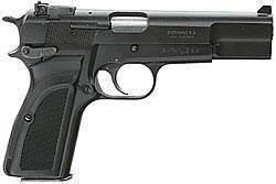 Browning Hi-Power 1935 MK III 9mm x 19mm (FN)