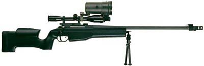 Sako TRG 21-41 sniper rifle, 7.62 mm, Made in Finland