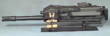 MK-19 40mm Machine-gun launcher, American made