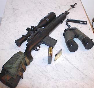 Springfield M1A Super Match Grade