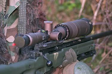U.S. Optics SN-6 10x58 Sniper Scope