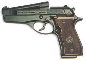 Beretta 86FS Cheetah