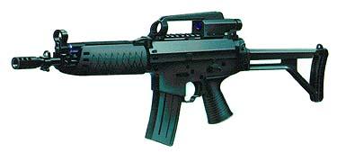 AK5D (AK5 C Short) Bofors Carl Gustaf