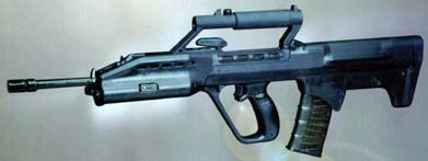 SAR21 Standard Singapore Army Weapon