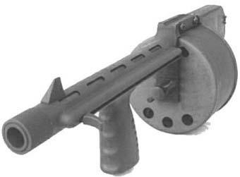 Striker-12 Street Sweeper 12ga 12 shot drum