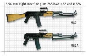 Yugo M82 & M82A