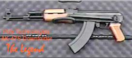 Polytech Legend AK-47S Downfolder