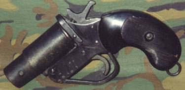 Webley Signal Pistol .27mm