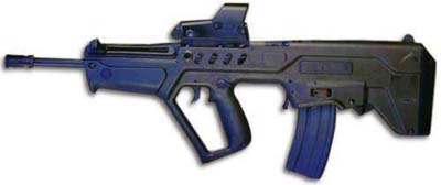 IMI Tavor Assault Rifle T.A.R. 21 Basic Design Nato 5.56