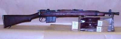 Ishapore Armory No.7 Jungle Carbine .308 12rd mag.