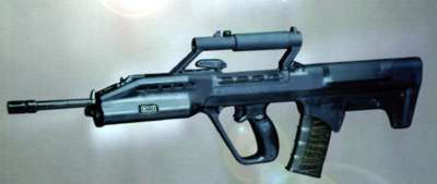 Singapore Assualt Rifle SAR-21 5.56 New for Singapore Army