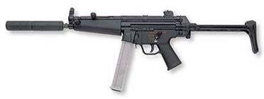HK MP5/10A3