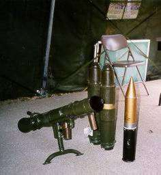 84mm Anti-Armor Weapon (Carl Gustaf)