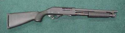 HK Fabarms FP6 Entry