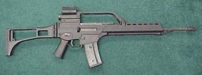 HK G36 LMG