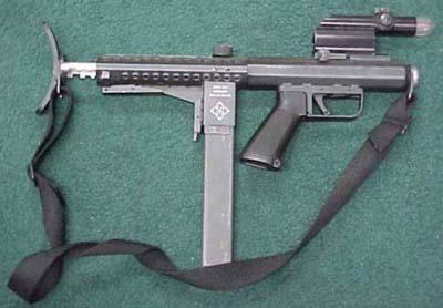S&S Sidewinder 9mm SubGun