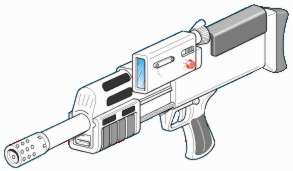AGR Future Auto Support Weapon by Bofors