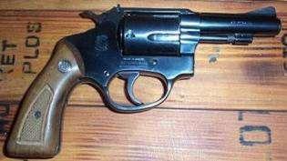 Ross Model 68 .38 Spcl.