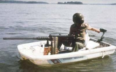 Coast Guard Gun Boat