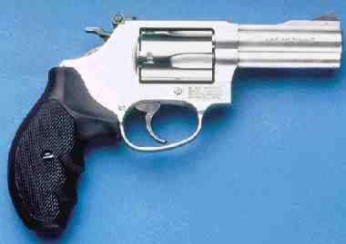 S&W .357 Magnum 3