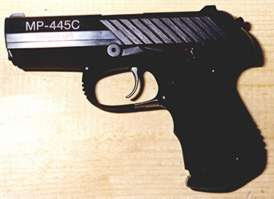 MP-445C Varjag Compact .40S&W(Russian)