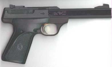 Browning Buckmark Standard