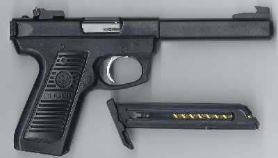 Ruger 22/45 MK II