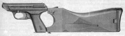 H&K VP70 the first polymer-framed pistol produced.