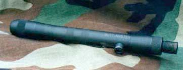 BUTT-MASTER Pen Gun .22 rimfire