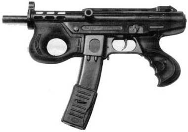 Angram 2000 Smg 9mm