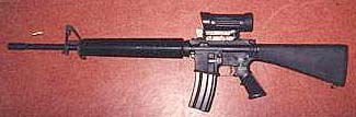 C-7 Canadian Battle Rifle