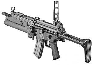 HK G41-TGS